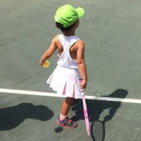 Starting Young at The Game of Tennis