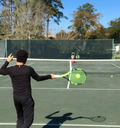 Join The Tennis Elite With This Almost Impossible Drill