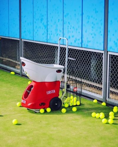 Elite Three A/C – It's For When You Need a Reliable Tennis Partner – Without Any Drama