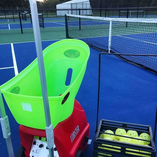 What to consider before getting first tennis ball machine